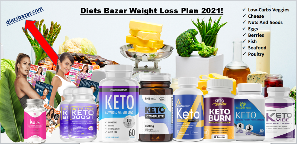 Keto Weight Loss Supplements